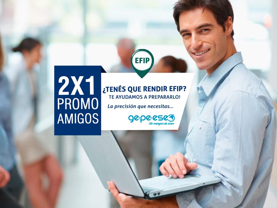 ¡Vení con tu amigo y preparate para rendir tus exámenes EFIP!